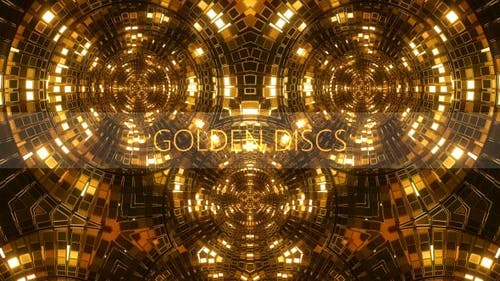 Goldene Scheiben