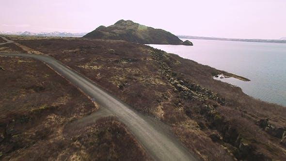 Cover Image for Wonderful Icelandic Nature Landscape