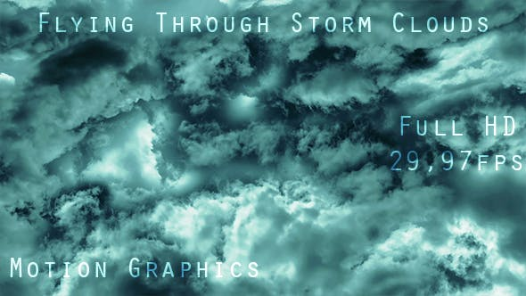 Thumbnail for Spining Through Stormy Dark Clouds