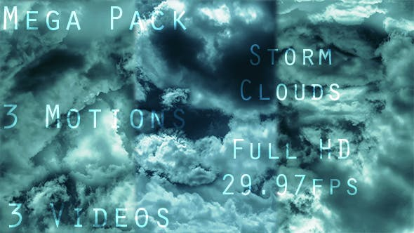 Thumbnail for Sturm, Dunkle Wolken