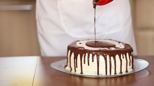 Cook Covered Chocolate Cake