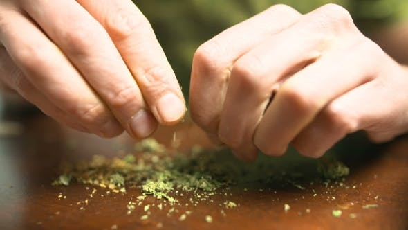 Thumbnail for Jars of Marijuana and More Around.