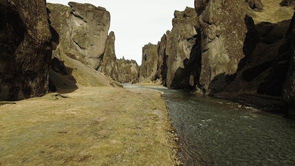 Thumbnail for Majestic Canyon Fjadrargljufur, Iceland