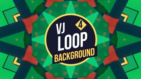Starlish Vj Loop V4