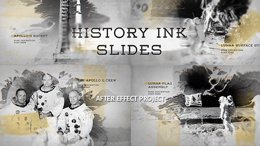 Thumbnail for History Ink Slides