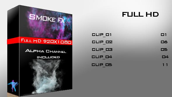 Thumbnail for Smoke Animation