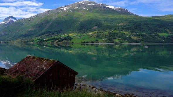 Cover Image for Beautiful Nature Norway.