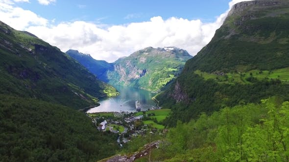 Thumbnail for Geiranger Fjord, Norway.