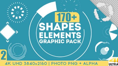 Shapes & Elements Graphic Pack