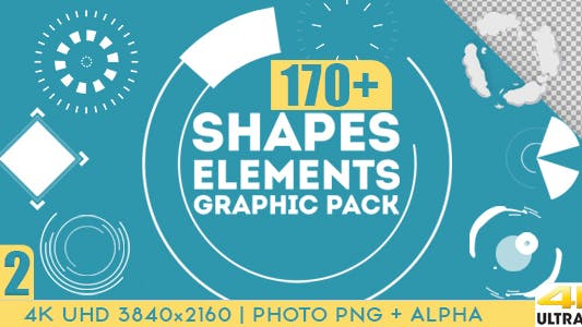 Cover Image for Shapes & Elements Graphic Pack