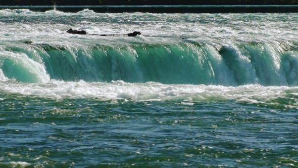 Cover Image for Streams of Water of the Mighty Niagara Falls