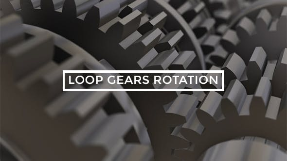 Thumbnail for Gearbox Gears Rotation #1
