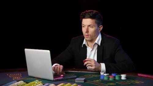 Gambling in Online Casino