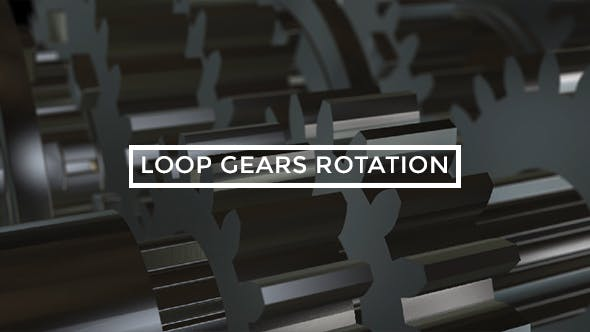 Thumbnail for Gearbox Gears Rotation #3
