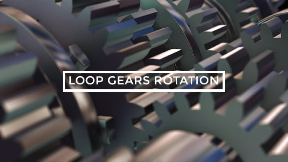 Thumbnail for Gearbox Gears Rotation #5