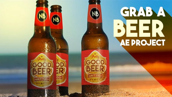 Thumbnail for Beer Bottles By The Beach