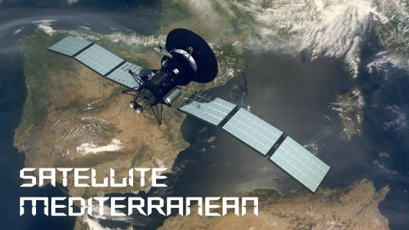 Thumbnail for Satellite - Mediterranean Countries