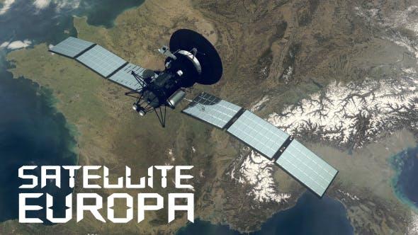 Thumbnail for Satellite - Europa