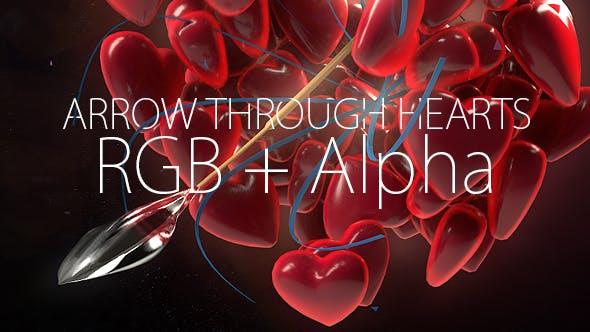 Thumbnail for Arrow Through Hearts