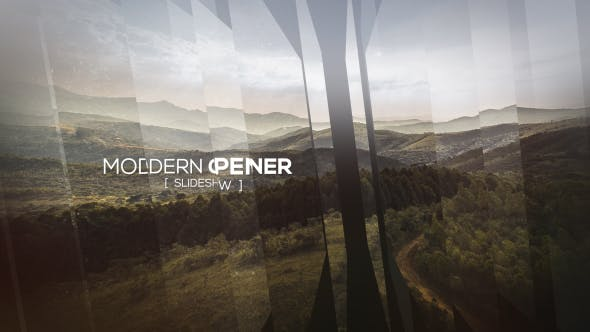Thumbnail for Modern Opener - Slideshow II