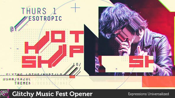 Thumbnail for Glitchy Music Fest Opener