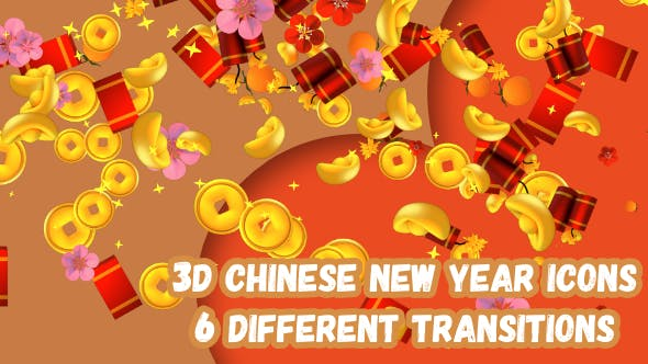 Thumbnail for Chinese New Year Transitions Pack
