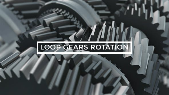 Thumbnail for Gearbox Gears Rotation #6