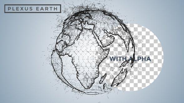 Thumbnail for Plexus Earth Rotation #2