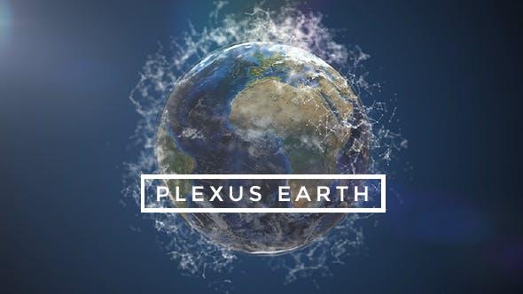 Thumbnail for Plexus Earth Rotation #4