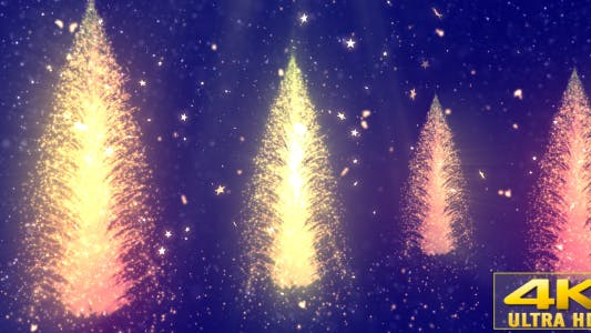 Thumbnail for Abstract Christmas Tree 1