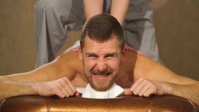 Emotional Male Massage