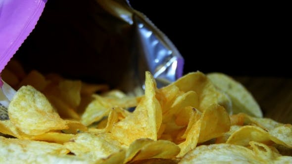 Thumbnail for Potato Chips In Package