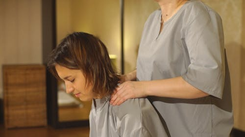Thai Massage Is a Type of Massage in Thai Style That Involves