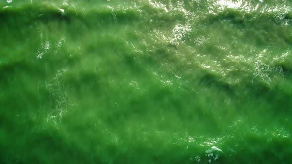Thumbnail for Sea Waves on the Beautiful Morning Sea