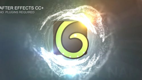 The Bubble Logo Reveal