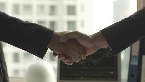 Cover Image for Shake Hands