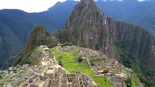 Huayna Picchu and Machu Picchu