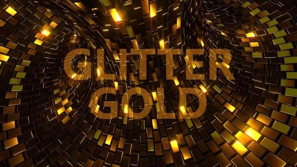 Thumbnail for Glitter Gold