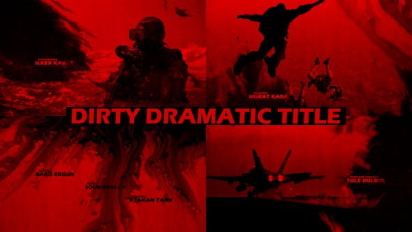 Thumbnail for Dirty Dramatic Title