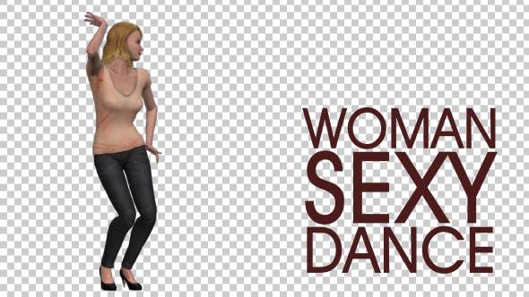 Thumbnail for Beautiful Woman Sexy Dance
