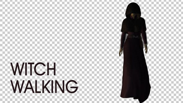 Thumbnail for The Witch - Walking