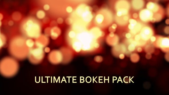 Thumbnail for Ultimate Bokeh Backrounds Pack