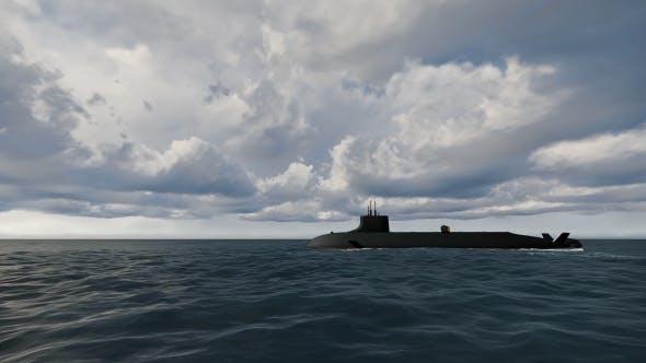 Thumbnail for Nuclear Submarine