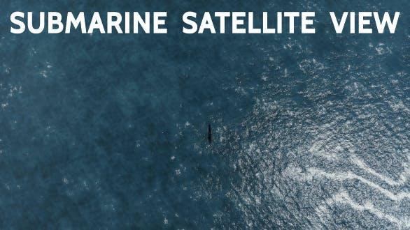 Thumbnail for Submarine Satellite View