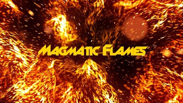 Thumbnail for Magmatic Flames - 01
