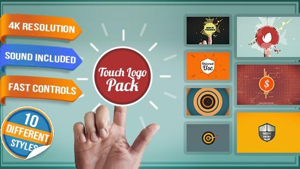 Thumbnail for Пакет Логотип с сенсорным экраном - Быстрый простой