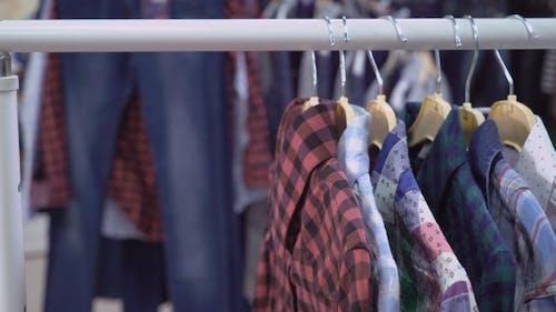 Hands Choose Garment