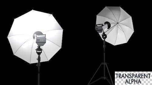 Photo Studio Flash Lighting