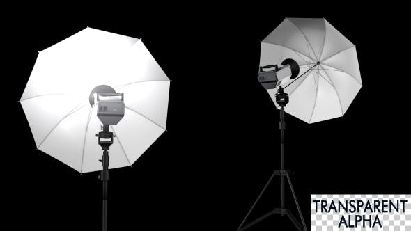 Thumbnail for Photo Studio Flash Lighting
