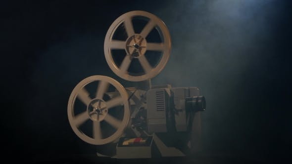 Thumbnail for Cine-film Cut Short on the Projector